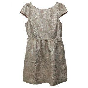 Alice + Olivia Brocade Dress